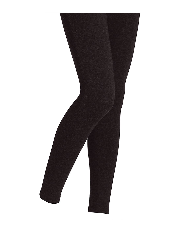 Opaque Cotton Leggings