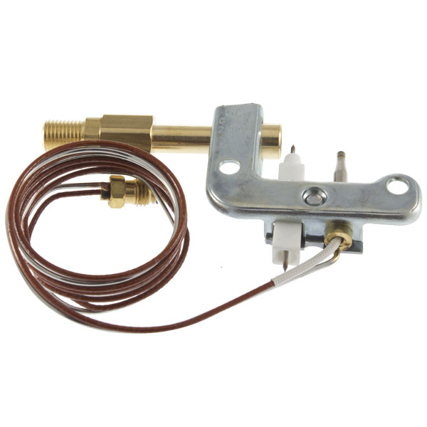 """2-Wire (4""""-7"""" WC) NG Gas Pilot ODS Assembly, Thermocouple..."""