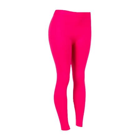 425871785c7 Jiuyu - Women s Plus Size Basic Solid Color Leggings - Walmart.com