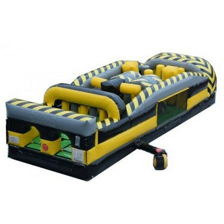 Pogo 30 Venom 7 Element Commercial Inflatable Obstacle