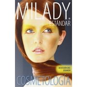 Spanish Translated Exam Review for Milady Standard Cosmetology 2012 by Milady