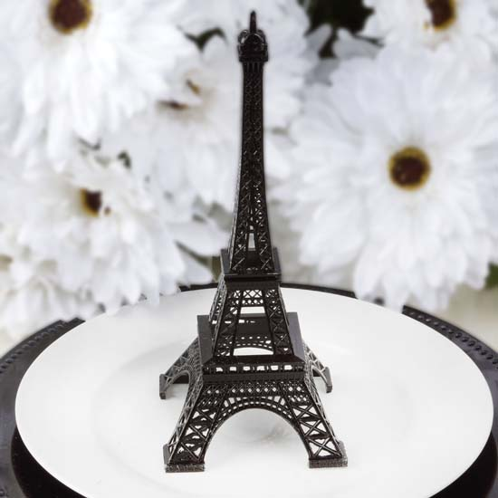 "Efavormart 10"" EIFFEL Tower Birthday Banquet Event Wedding Party Event Tabletop Centerpiece High Detail Decoration"
