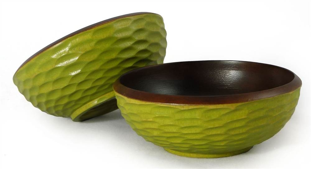 Casual Dining Salad Bowl Set of 2 by Enrico Products