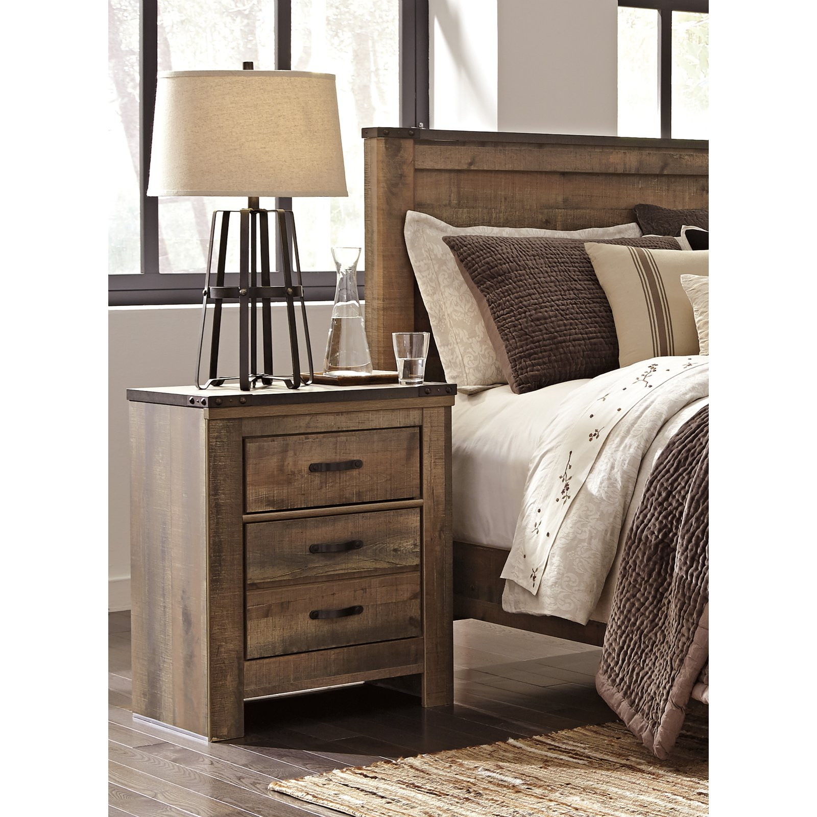 Signature Design by Ashley Trinell Night Stand
