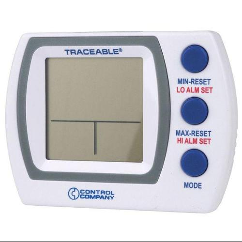 TRACEABLE 4627 Digital Thermometer, 5 ml Vaccine Plus