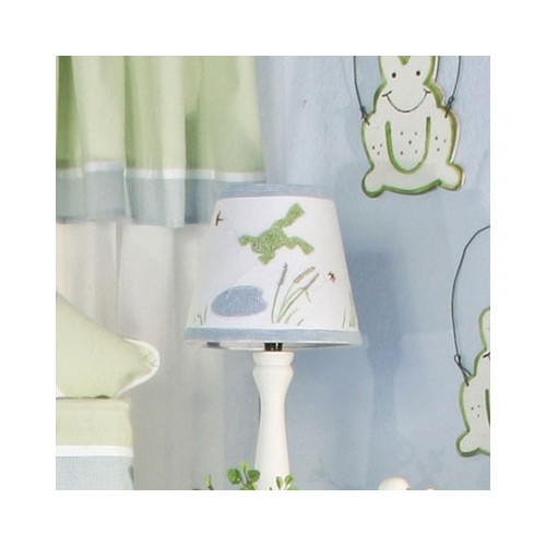Brandee Danielle One Little Froggie 8'' Empire Lamp Shade
