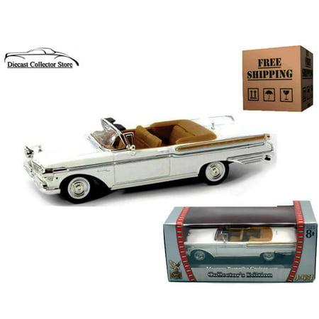 1957 Mercury Turnpike Cruiser ROAD SIGNATURE Diecast 1:43 White FREE SHIPPING