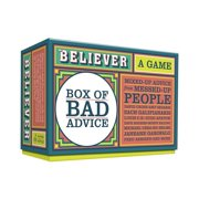 The Believer Box of Bad Advice : A Game