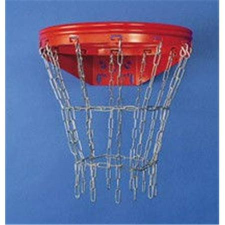 Image of Bison 504444XX Premium Steel Playground Net Basketball Nets