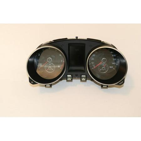09-14 VW Jetta Golf 2.5L SW Wagon Instrument Cluster Speedometer 90,305 - 2002 Vw Jetta Wagon