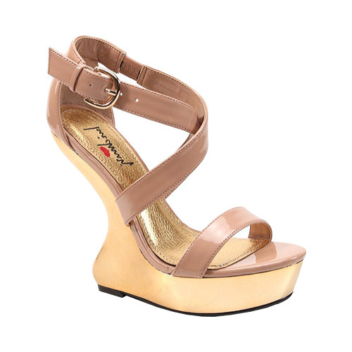 Luichiny Womens Gear Up Wedge Sandals by Luichiny