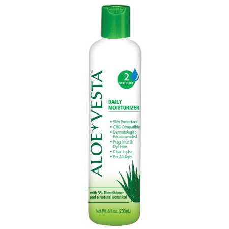Aloe Vesta Skin Conditioner and Daily Moisturizer, 8 oz Bottle - Pack of 3 Cellular Skin Conditioner