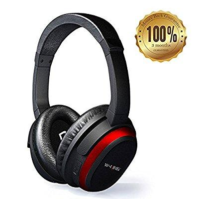active noise cancelling headphones bluetooth,wireless ove...