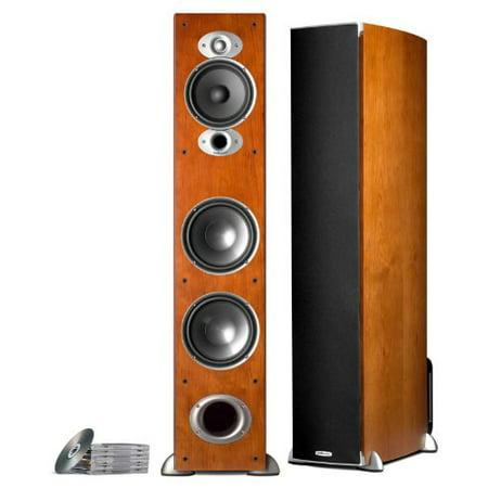Polk Audio RTI A7 Floorstanding Speaker (Single, (Polk Audio Rti A7 Floorstanding Speaker Single Black)