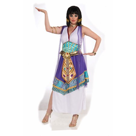 Plus Size Lotus Cleopatra Costume by Forum Novelties 70735
