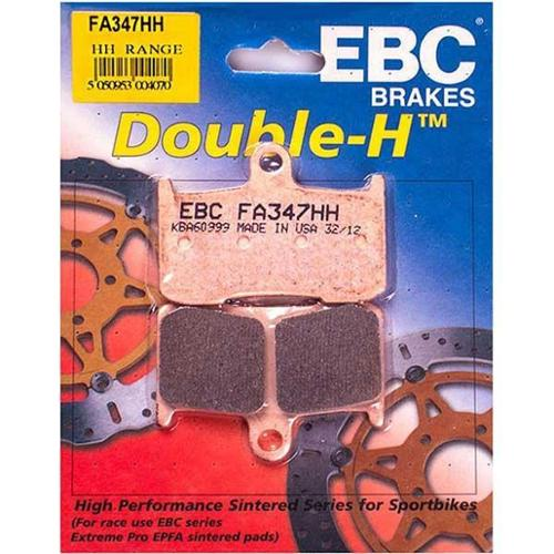 EBC Double-H Sintered Brake Pads Front (2 Sets Required) Fits 02-03 Kawasaki Ninja ZX9R ZX900F