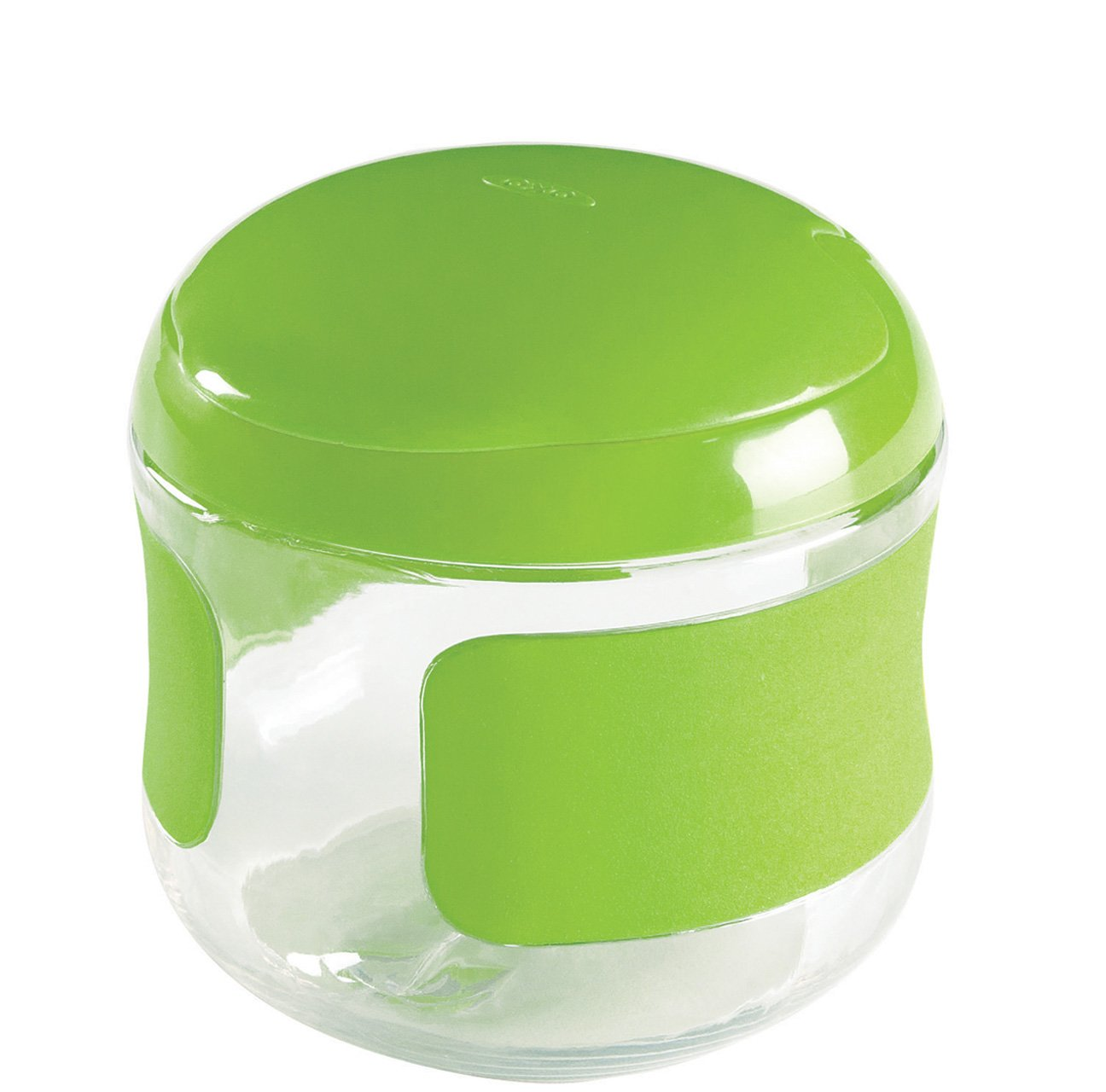 OXO Tot Flip-Top Snack Cup - Green - 5 Ounce