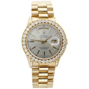 Best Rolex Watches For Men - Mens 18K Yellow Gold Diamond Watch 36mm Rolex Review