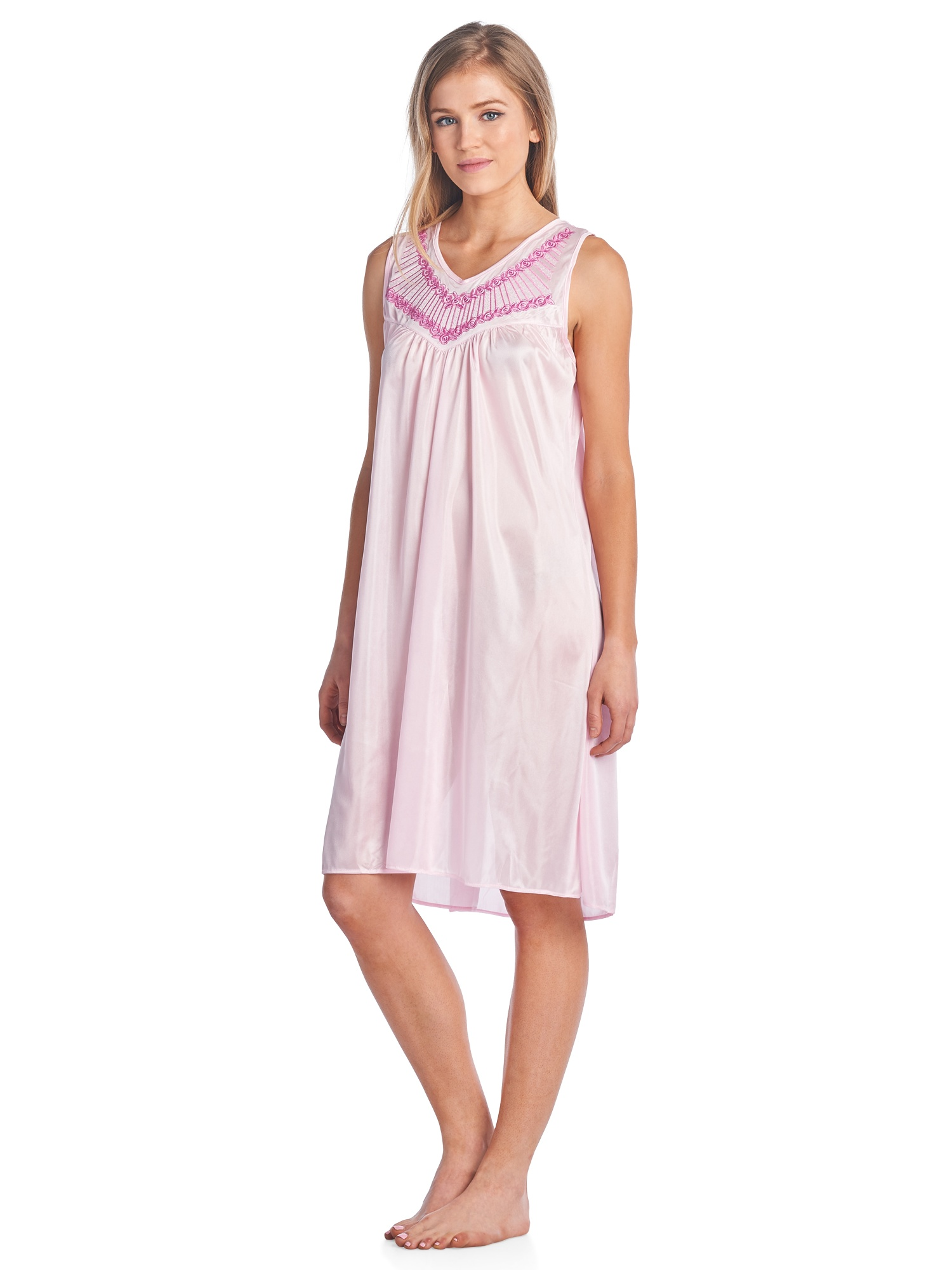 Walmart Womens Nightgowns 6e03a5615