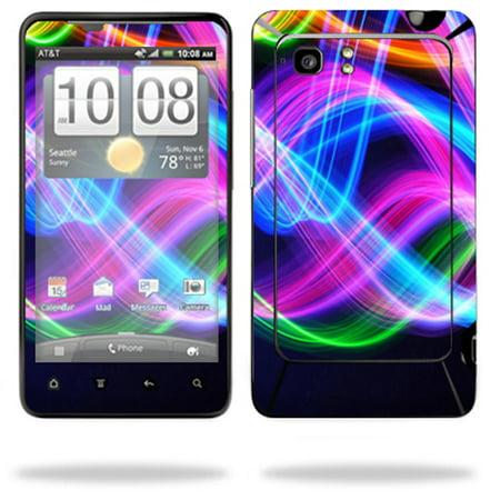 Skin Decal cover for HTC Vivid 4G PH39100 B sticker sticker Color Swir