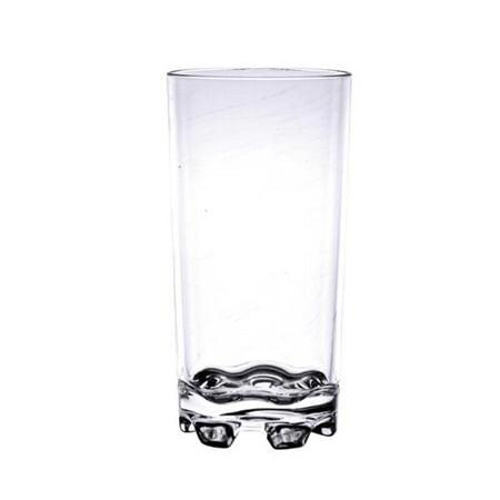 Thunder Group - PLTHST012C - 12 oz Clear Polycarbonate Tom Collins (Polycarbonate Glasses Wholesale)