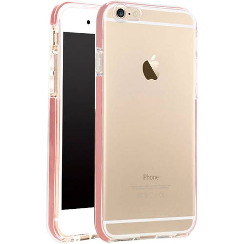 KIKO Wireless Fashion LED Flash Clear Hybrid Case for Apple iPhone 7 Plus