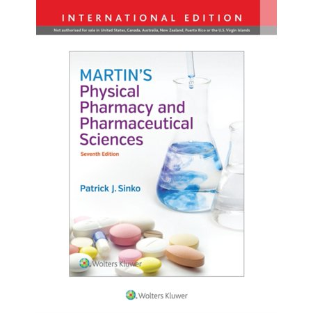 Martins Physical Pharmacy   Pharmaceutic