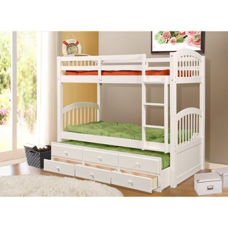 Cheap Bunk Beds With Drawers Appealing
