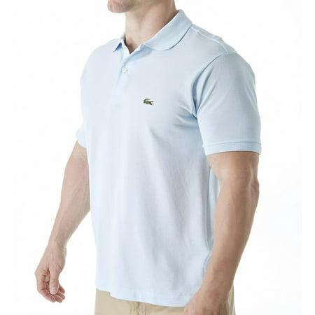 a0592b2d2983eb Lacoste L1212-51 Classic Pique 100% Cotton Short Sleeve Polo