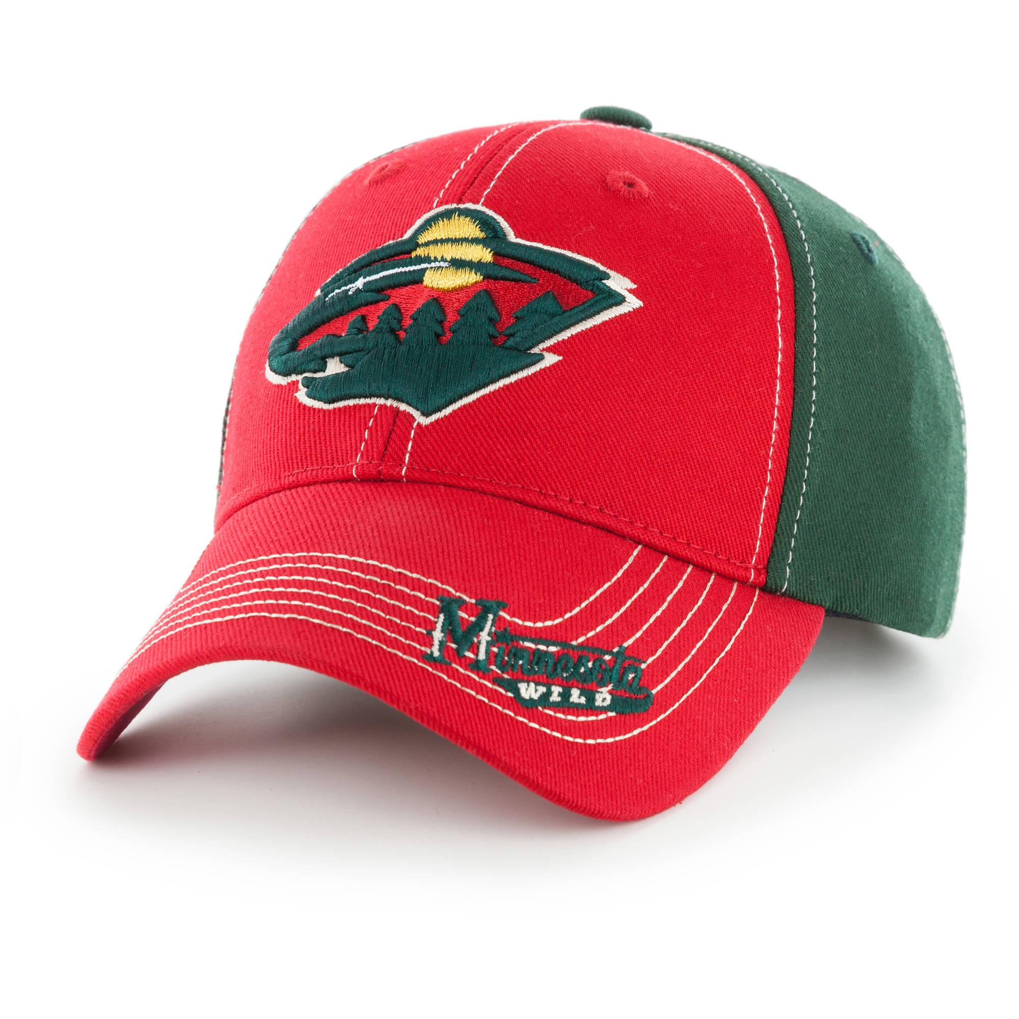 NHL Minnesota Wild Revolver Cap