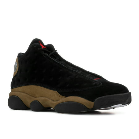 Air Jordan - Men - Air Jordan 13 Retro 'Olive' - 414571-006 - Size 8 - image 1 de 2