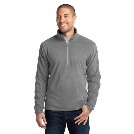 Port Authority Microfleece 1/2-Zip Pullover (Microfleece Pullover)