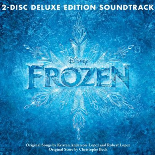 Disney Frozen Soundtrack (Deluxe Edition) (2CD)
