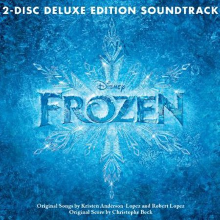 Disney Frozen Soundtrack (Deluxe Edition) (2CD)