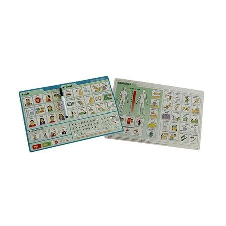 Ez Communication Board - Picture Board - 12-4640