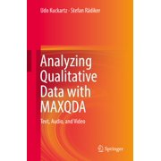 Analyzing Qualitative Data with MAXQDA - eBook