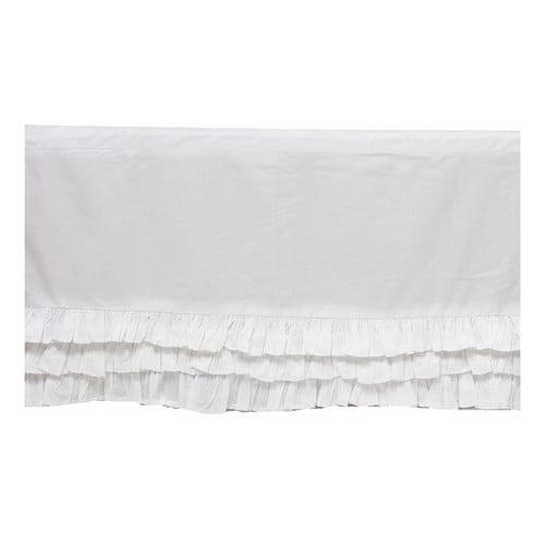 Bacati Mix N Match Dust Ruffles Crib Skirts by Bacati