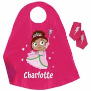Personalized Super Why! Princess Presto Pink Cape and Cuff Set