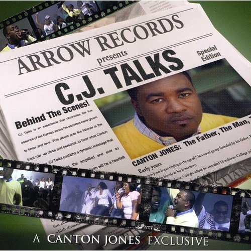 CJ Talks (CD/DVD)
