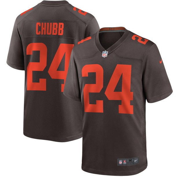 nick chubb replica jersey