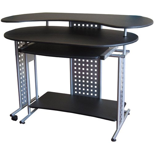 comfort products regallo expandable computer desk walmart com