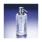 Windisch by Nameeks 90432 Addition Crackled Free Standing Soap Dispenser