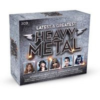 Heavy Metal-Latest / Various (CD)