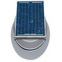 Solar Attic Fan 24-watt with 25-year warranty
