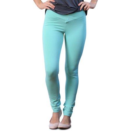 Plus Size Ponte Pants -