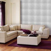 Achim Donny Osmond Home 3D Self Adhesive Wall Tiles, Circles