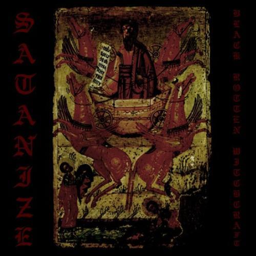 Satanize Black Rotten Witchcraft [Digipak] CD - image 1 of 1