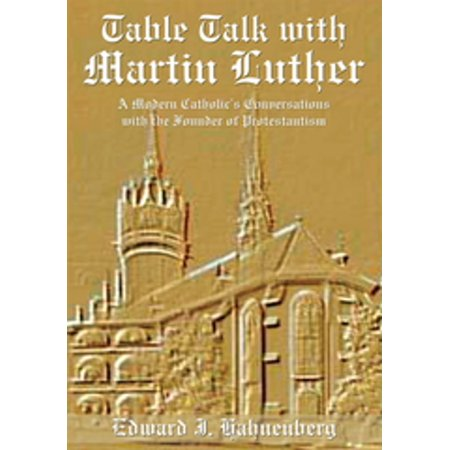 Table Talk with Martin Luther - eBook - Halloween Martin Luther