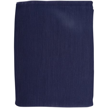 Better Homes & Gardens® Textured Georgette Sheer Panel Navy for $<!---->