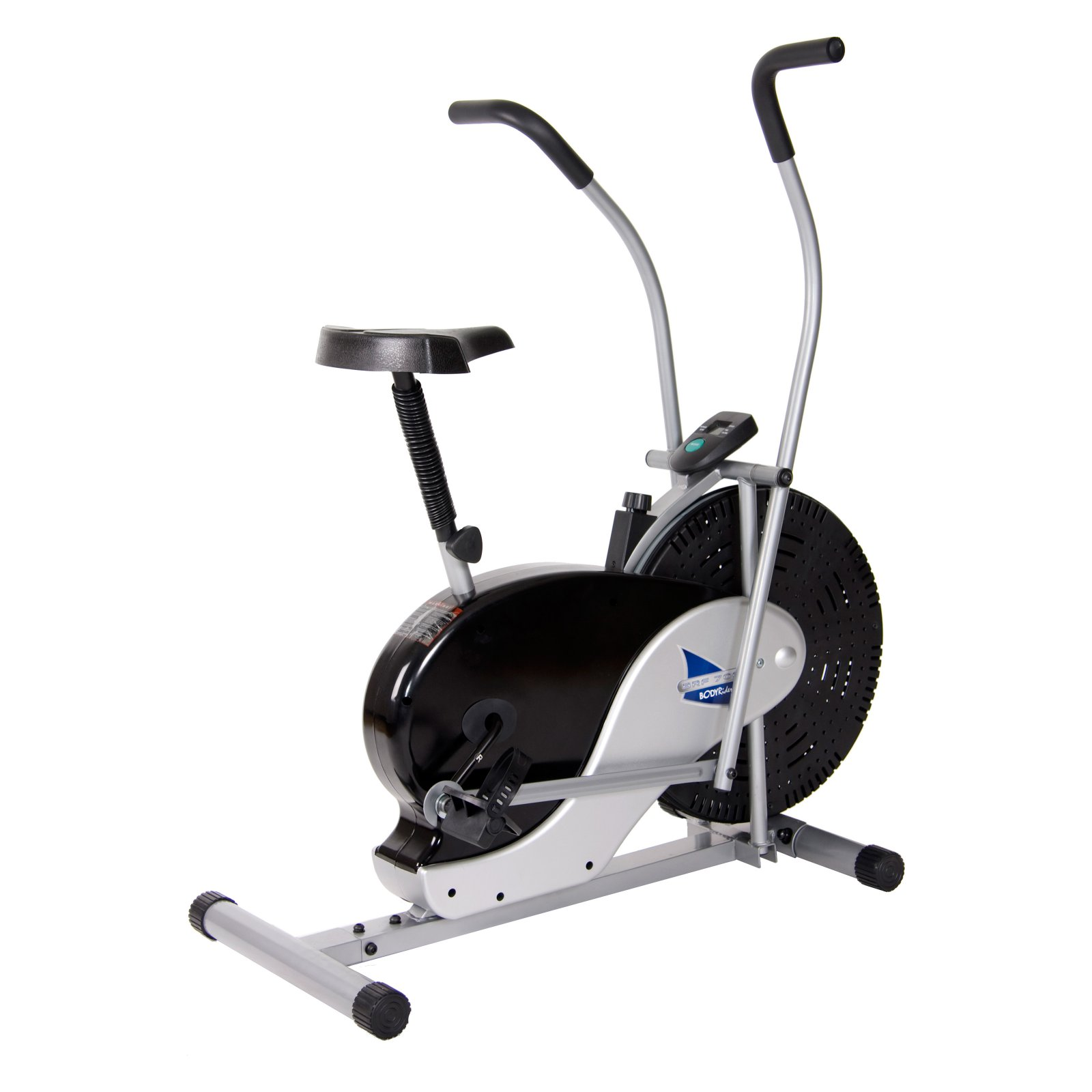 fan exercise bike. body rider brf700 fan upright exercise bike k